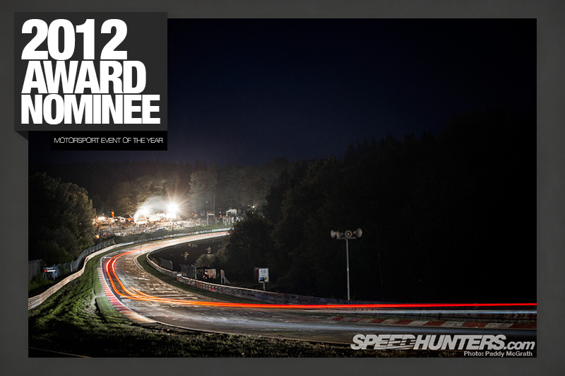 Speedhunters Awards 2012:</br>motorsports Event Of The&nbsp;Year