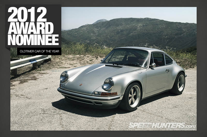 2012 Speedhunters Awards: <br/>oldtimer Car Of The&nbsp;Year