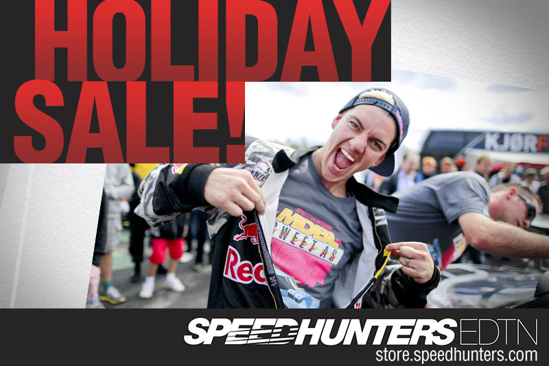 Get Your Merch On In The Speedhunters Sale!