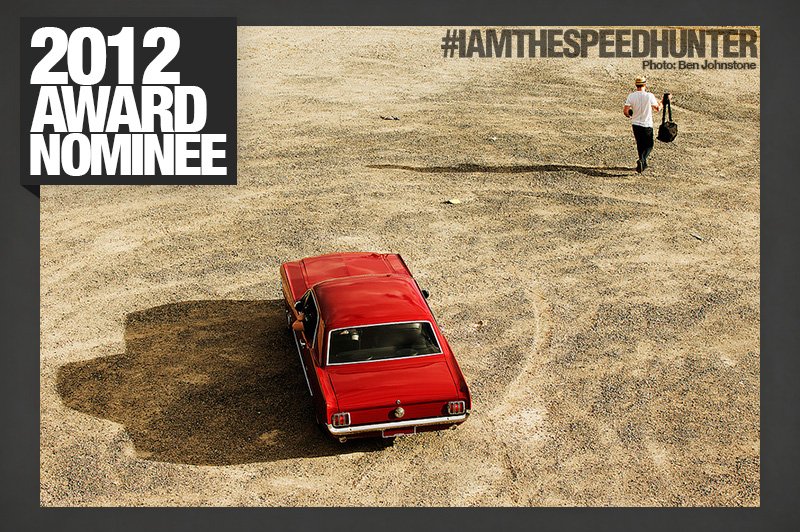 2012 Speedhunters Awards: #iamthespeedhunter