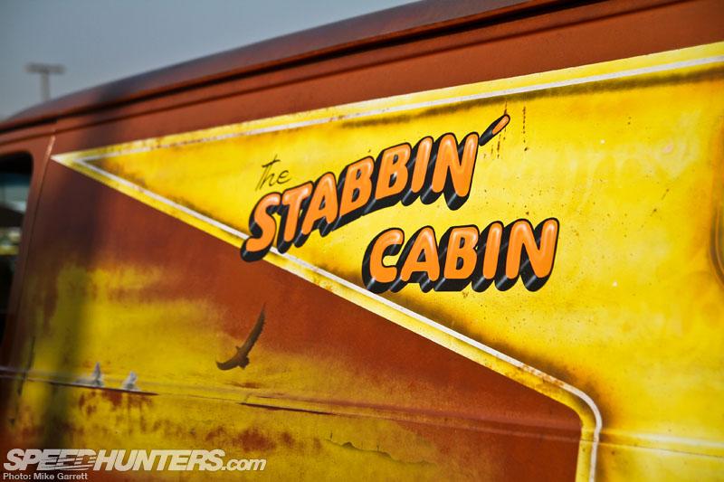 A Proper Custom Van Should Also Have Its Own Name