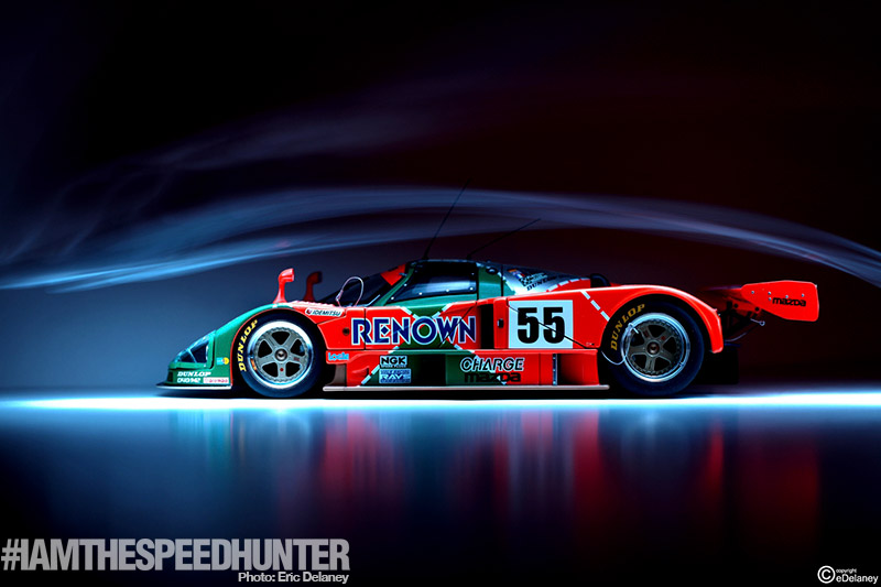 #iamthespeedhunter: Let's Get This Party Started