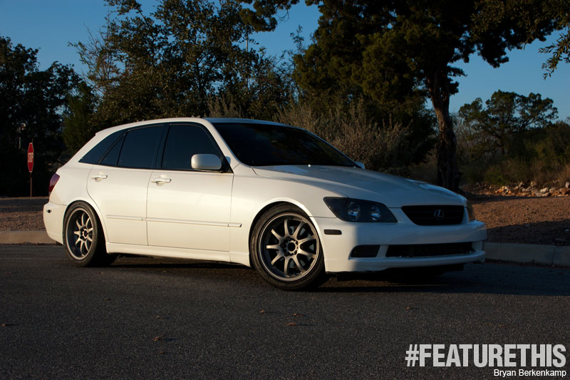 Featurethis A Rare Boosted Lexus Wagon Speedhunters