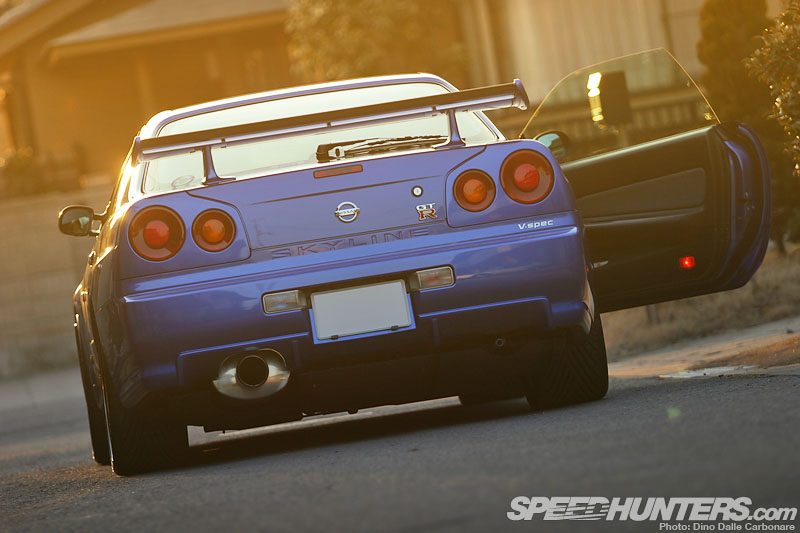 Gt-r Dreams: Dino's R34 Skyline Gt-r Project