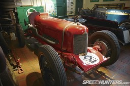 Brooklands, the birthplace of British motorsport and aviation, Weybridge, Surrey, United Kingdom