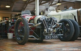 1920x1200 Morgan three-wheeler, BrooklandsPhoto by Jonathan Moore