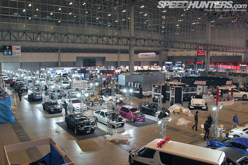 First Glimpse: Tokyo Auto Salon2013