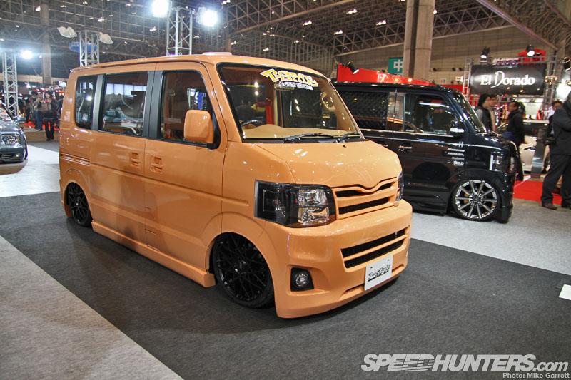 Tokyo auto salon 2013 18 speedhunters for 2013 tokyo auto salon