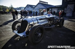 The Brooklands Autumn Motorsport Festival