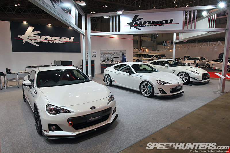 Tas 2013 030 speedhunters for 2013 tokyo auto salon