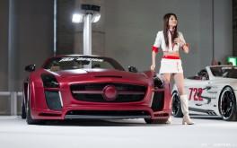 Tokyo Auto Salon 2013 1920x1200px  photo by Sean Klingelhoefer