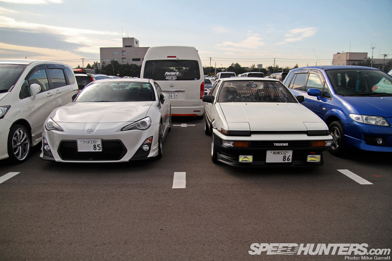 Tas 2013: More From The Parking Lot