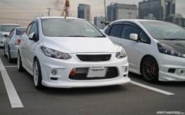 Tokyo Auto Salon 2013 - Photo by Mike Garrett