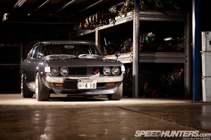 Raiding The Toy Cupboard: Beams-engined Celica