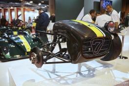 The 2013 Autosport International Racing CarShow