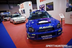 The 2013 Autosport International Racing Car Show
