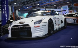 1920x1200 Autosport Nissan R35 GT3Photo by Jonathan Moore
