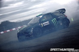 Ken Block's Monster Energy Gymkhana, Santa Pod, United Kingdom