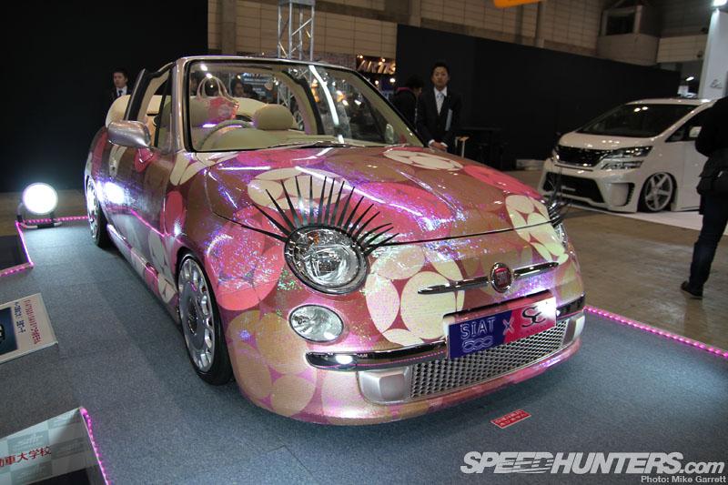 Tokyo auto salon 2013 22 speedhunters for 2013 tokyo auto salon