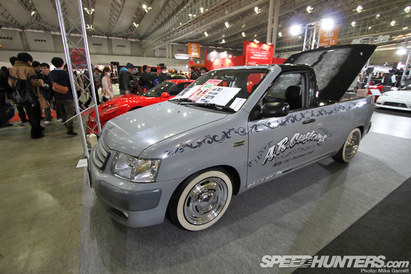 Tokyo auto salon 2013 24 speedhunters for 2013 tokyo auto salon