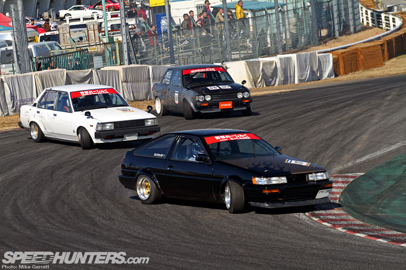 Tsukuba Dori: The Msc All-japan Championship