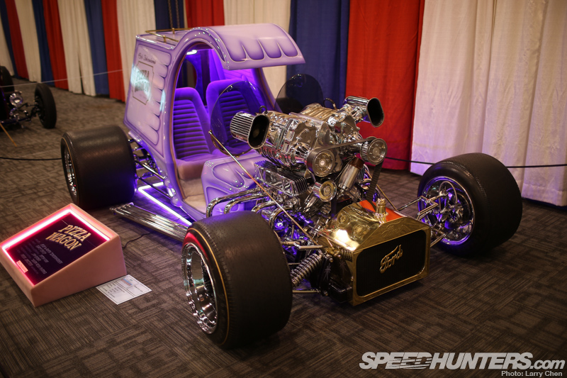 Grand National Roadster Show: Aircleaners