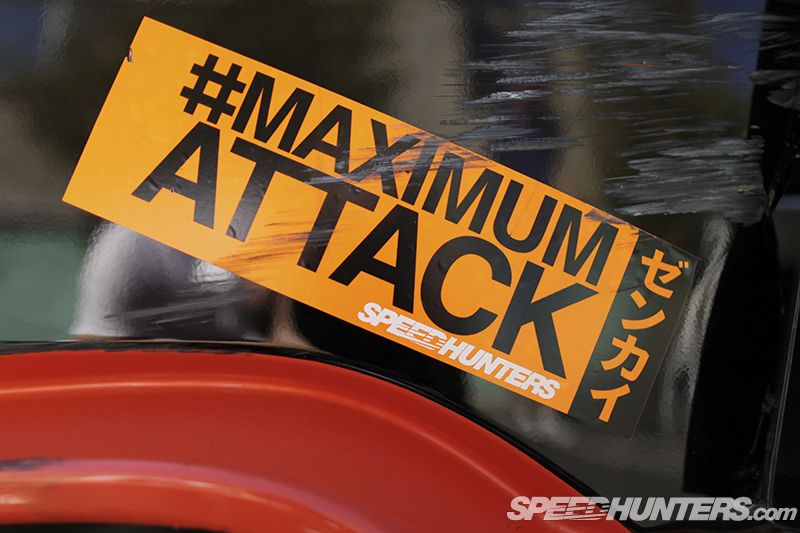 Show Your #maximumattack