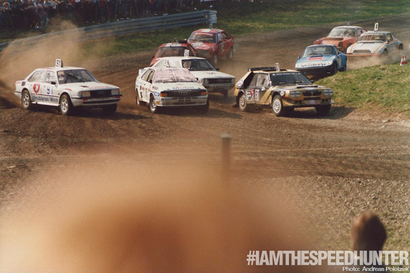 #iamthespeedhunter: The '80s Theme