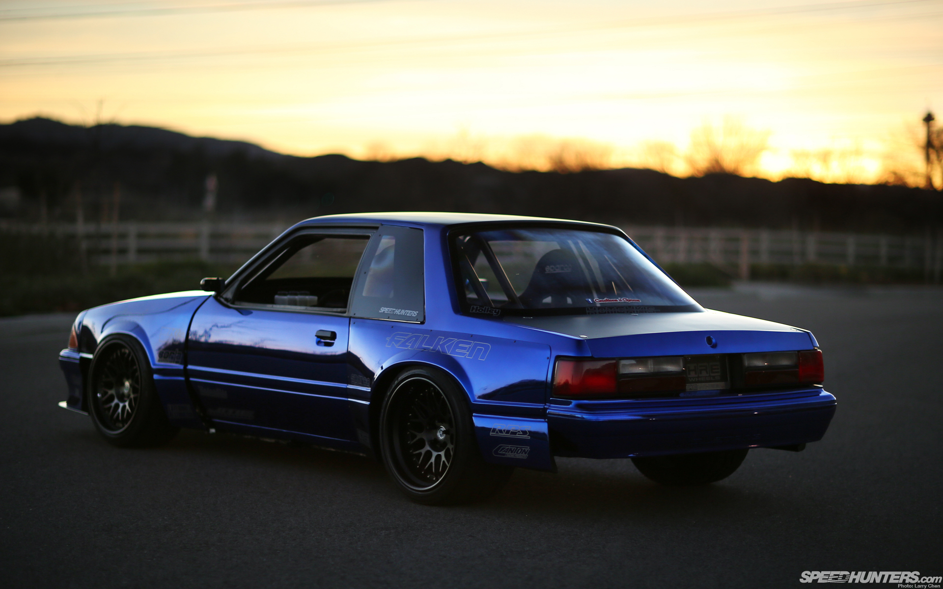Rollin 39 In My 5 0 The Fox Redefined Speedhunters