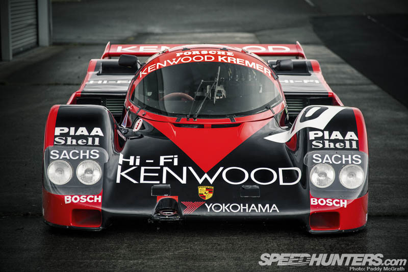 1989 Porsche 962ck6 & The Evolution Of Success