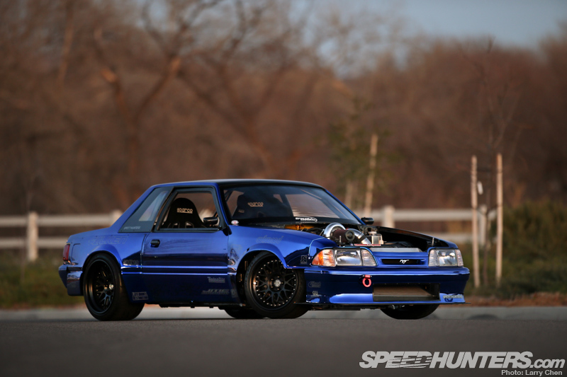 Rollin In My 5 0 The Fox Redefined Speedhunters