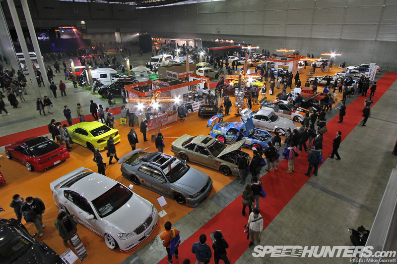 Tas 2013 greetings from jdm paradise speedhunters for 2013 tokyo auto salon