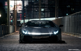 Liberty Walk LB-Performance Lamborghini Aventador 1920x1200px  photo by Sean Klingelhoefer