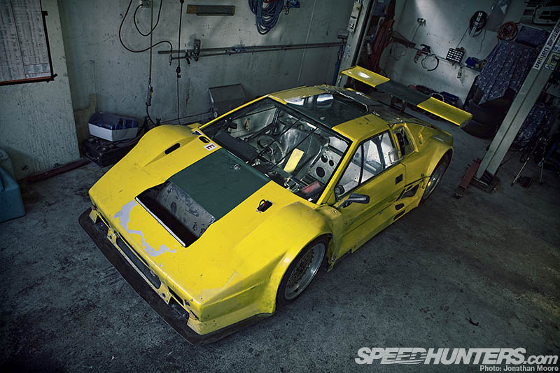 Krb's Esprit Gets Some Serious Firepower