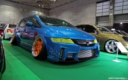 Osaka Auto Messe 2013 - Photo by Mike Garrett