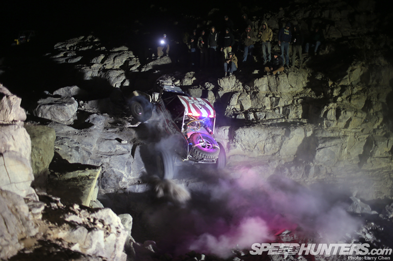 King Of The Hammers: Night Crawlers