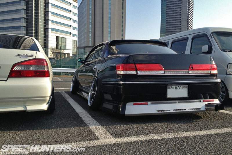 Photo Attack: Osaka Auto Messe Parking