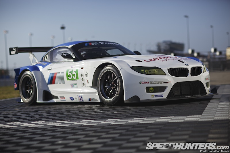 Gte Z4 Breaks Cover With History Lesson In Tow