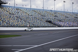 The launch of the BMW Z4 GTE at Daytona Speedway, Florida, 11 February2013