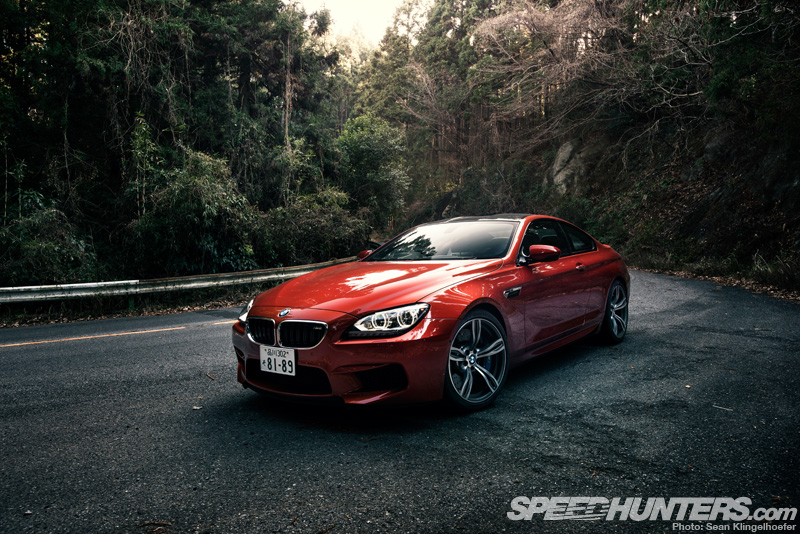 A Class Of Its Own: The Bmw M6