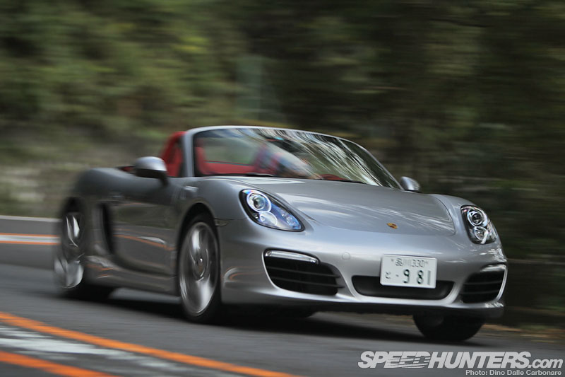 Why Want More? The Boxster S