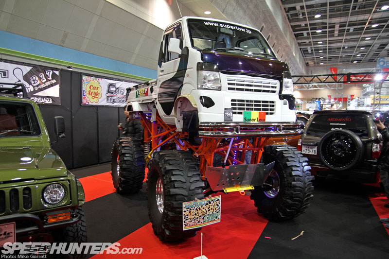 Osaka Auto Messe: A Walk On The Wild Side
