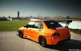 Dubai Evo 9 - Photo by Larry Chen