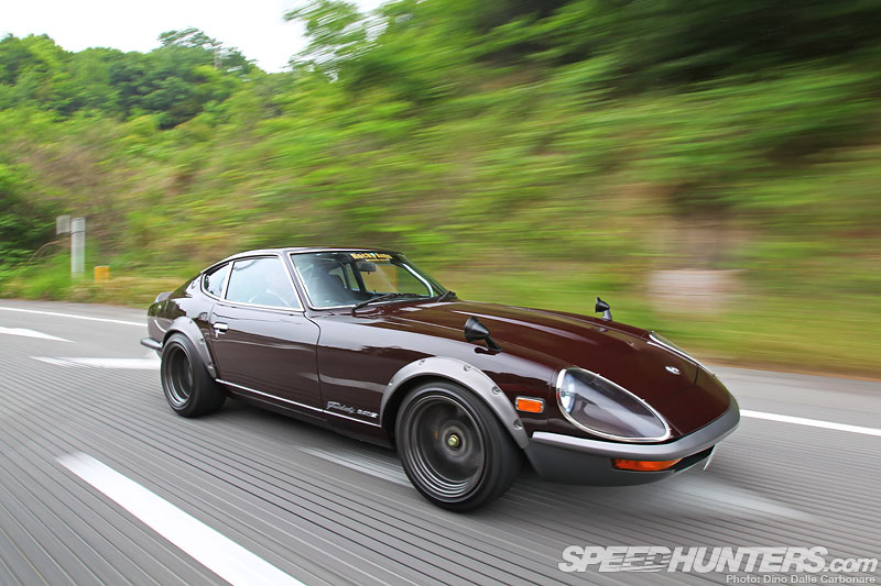 Modern Heart: Rocky Auto's Rb30 Powered Z