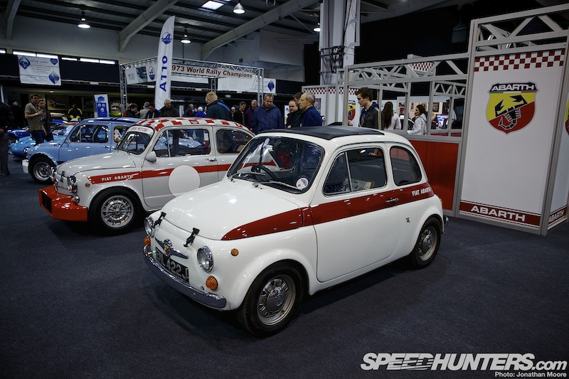 Tiny Terrors, Hot Hatches And Brilliant Beetles