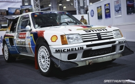 1920x1200 Race Retro Peugeot 205 T16Photo by Jonathan Moore