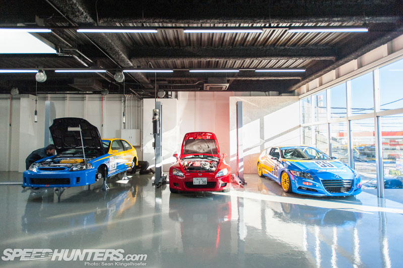 The Temple Of Vtec: Spoon Sports' Type One