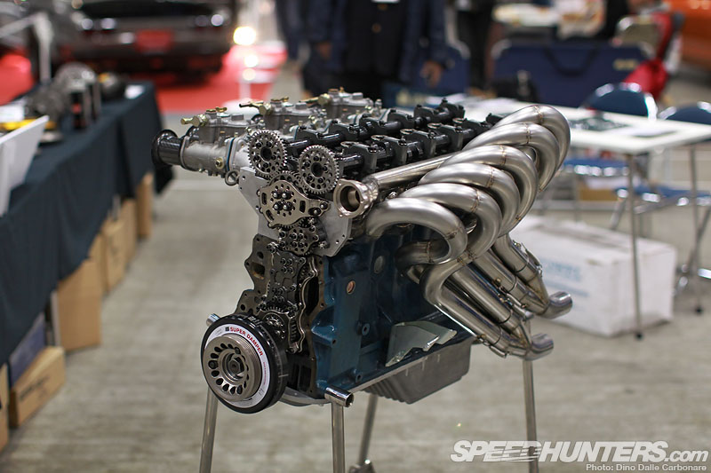 Engine Porn: Os Giken Tc24-b1z