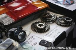 Race Retro historic motorsport show at Stoneleigh Park, February 22-242013