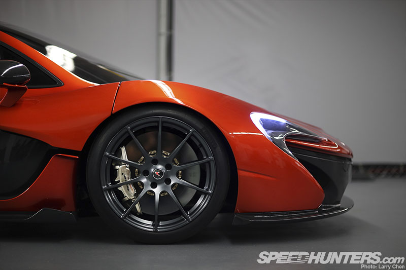 The Mclaren P1: It Goes Like A Million Bucks